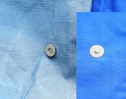Snaps : How to install a snap fastener on fabric