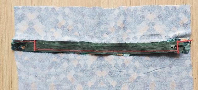 cushion cover tutorial