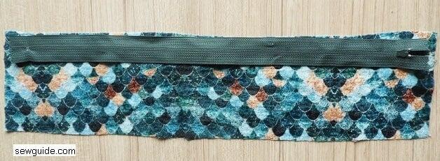 make a cushion cover