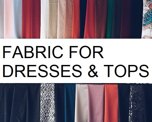 fabric for dresses