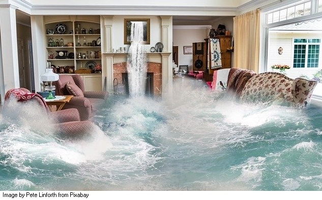 How to clean clothes and textiles damaged in the Flood
