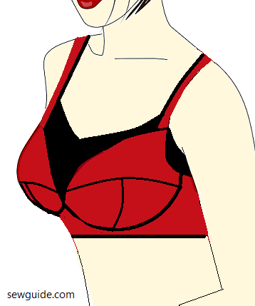 type of bras