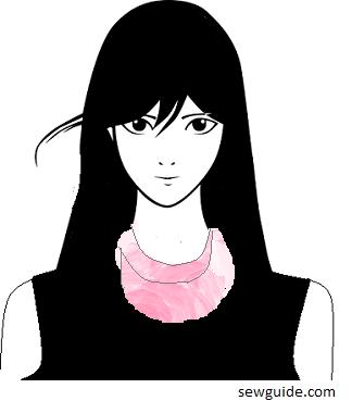 collar styles cowl
