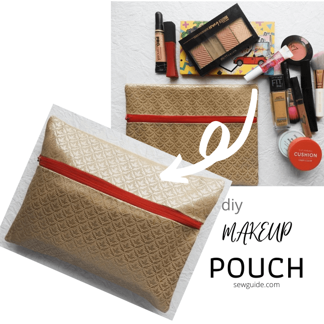sew makeup pouch