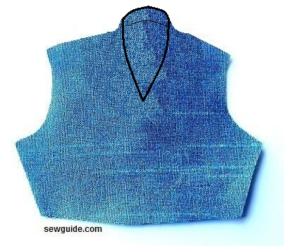 60+ different styles of Neckline designs for your clothes