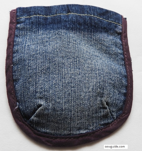 expandable patch pockets