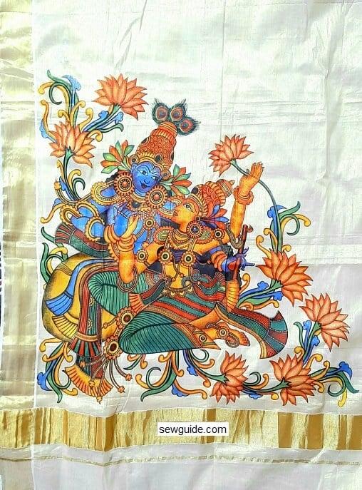 indian fabric prints