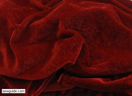 upholstered fabric