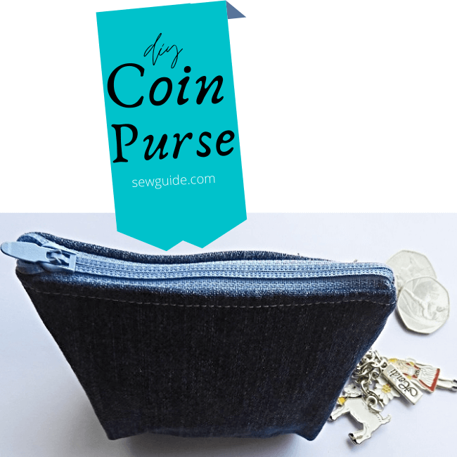 make coin purse