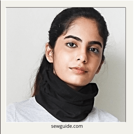 neck warmer scarf