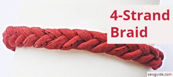 4 strand- braid