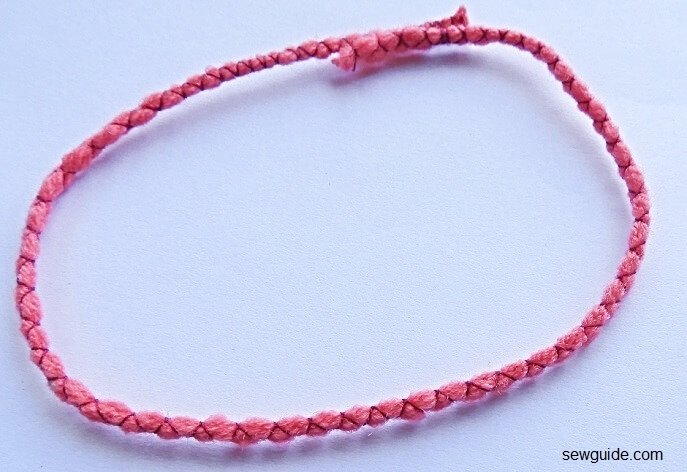 how to make cord