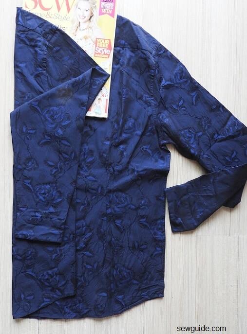 fold shirts
