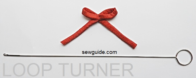 Loop Turner How To Use It To Make Spaghetti Straps And Fabric Tubes Sew Guide