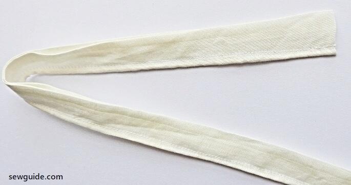 piping cord sewing