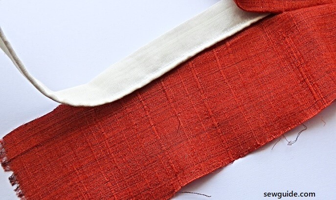 Make your own Piping Cord and sew it {Easy tips}