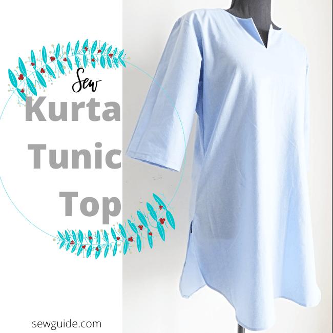 Kurta Tunic Top