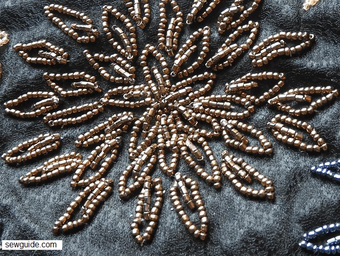 bead embroidery styles