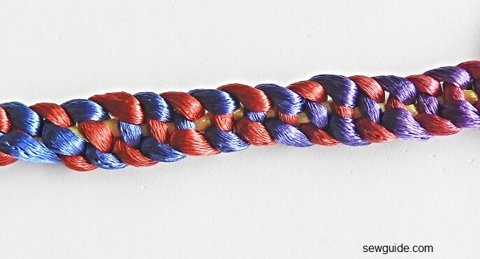 braid with 3 strands
