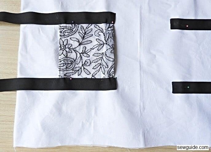 how to make duffel bag