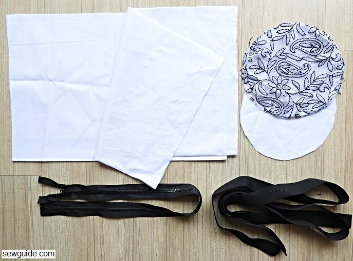 duffel bag sewing tutorial