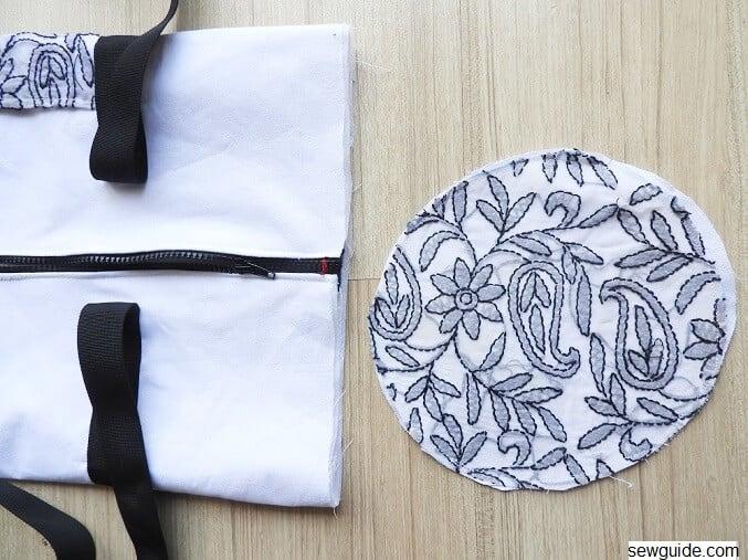 sewing tutorial for duffel bags
