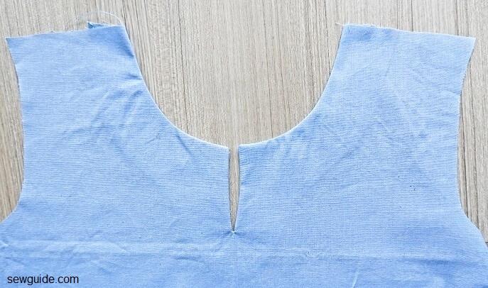 how to sew a kurta tunic top