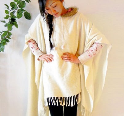 15 Easy Poncho sewing patterns
