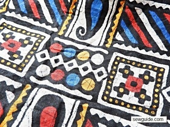 batik printing fabric