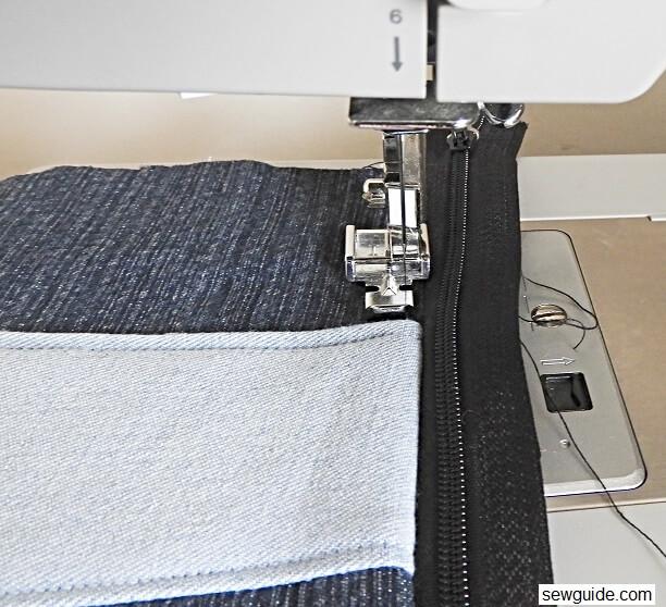 Sew a Boxy Pouch for storage