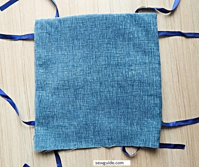 fabric tray diy