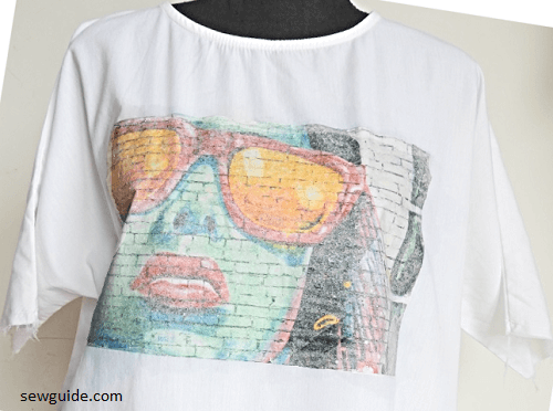 Using Iron on Transfer Paper to print on clothes (Light & Dark colored fabric)