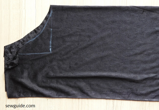 make a easy less sewing shrug
