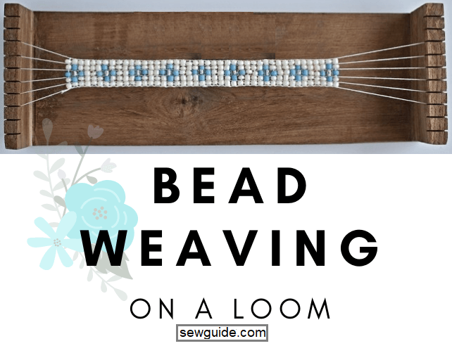 BEAD WEAVING on loom