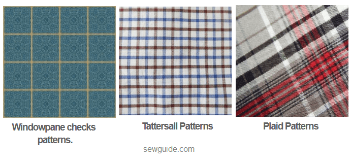 list your fabric pattern