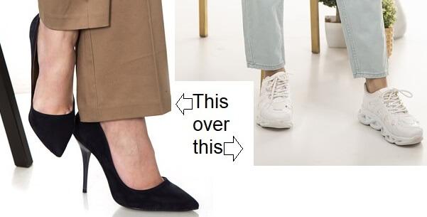 short leg dressing
