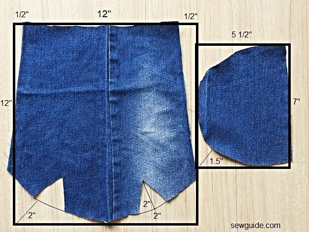 How to make easy sling bag