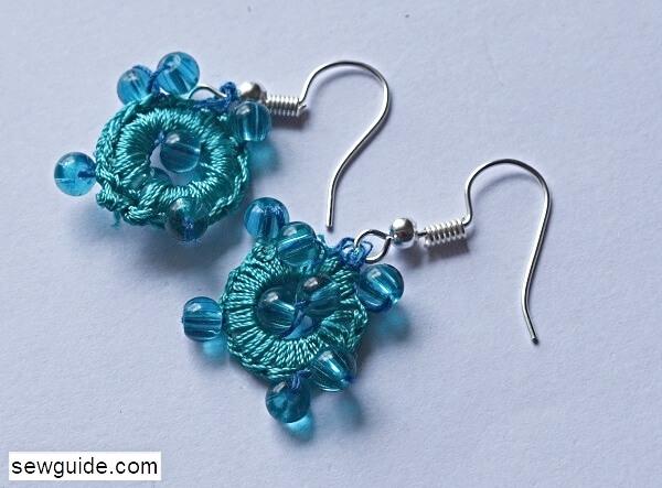 make earring
