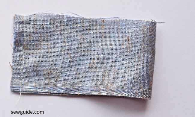 sew cuffs for pants