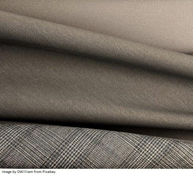 sewing wool fabric