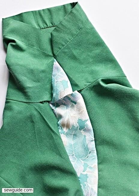 alter tight clothes