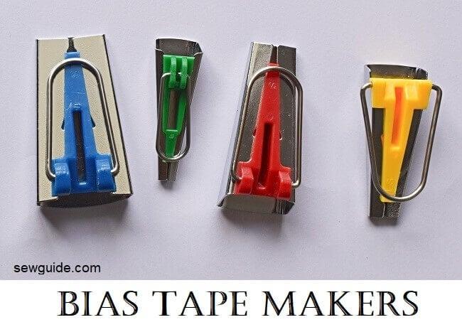 bias tape makers