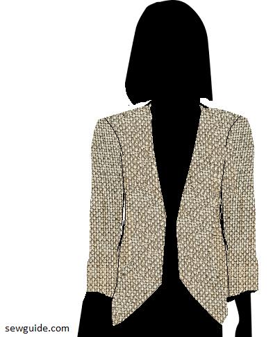 many types of jackets