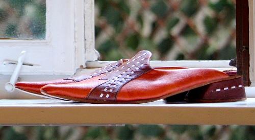 types of footwear for women