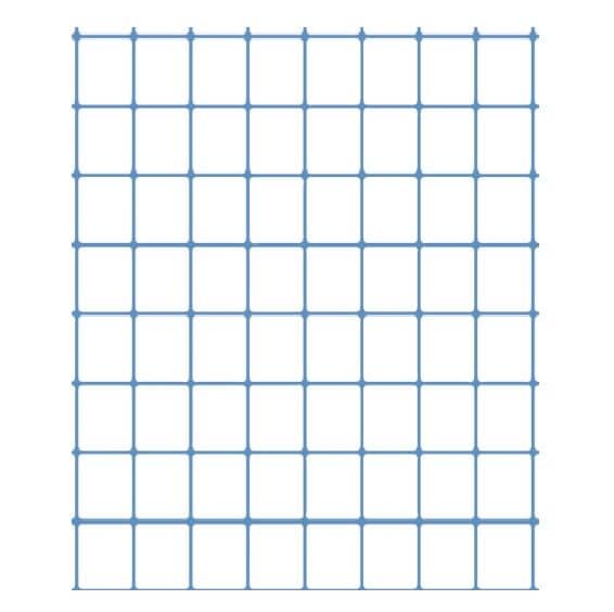 smocking grid lines