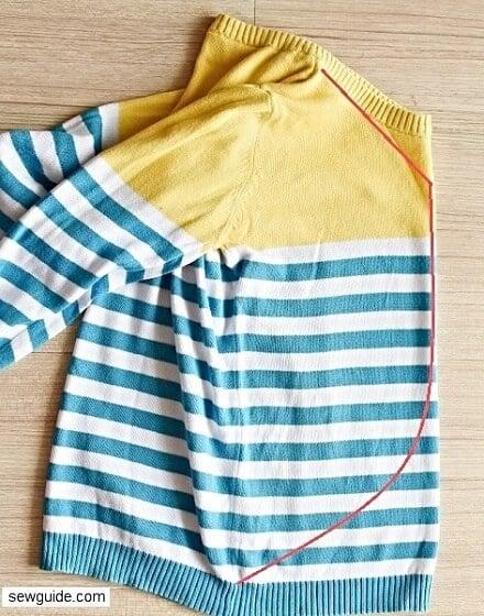 refashion tight clothes
