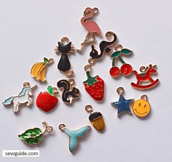 charms for bracelet making