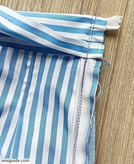 sewing pattern for tennis skirts
