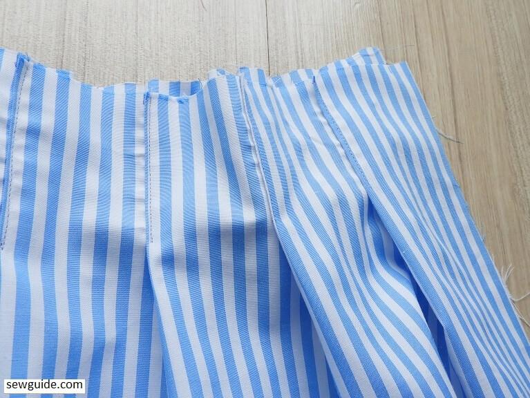 tennis skirt tutorial to sew