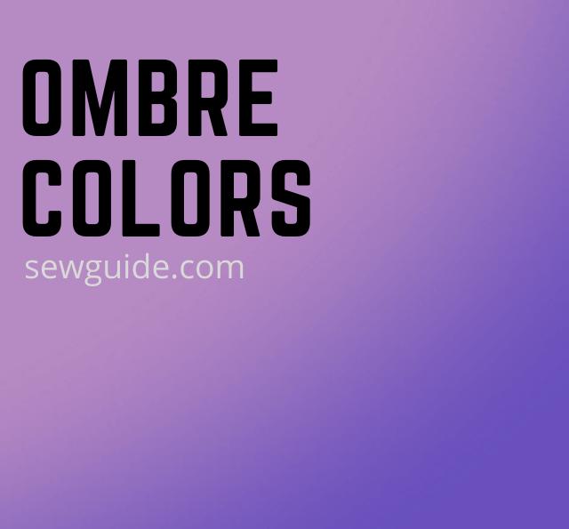 ombre-color